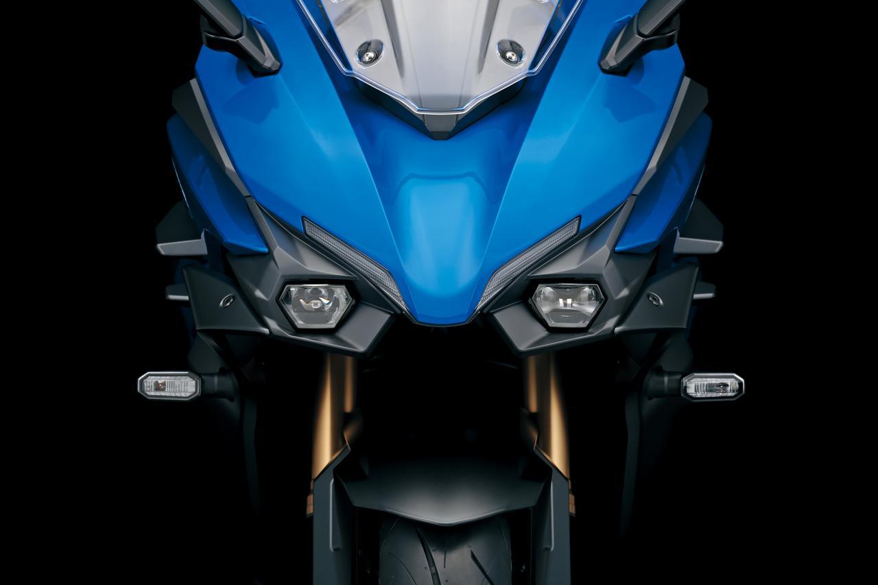 崭新休旅面孔!铃木SUZUKI「GSX-S1000GT」突袭上市-第4张图片-春风行摩托车之家