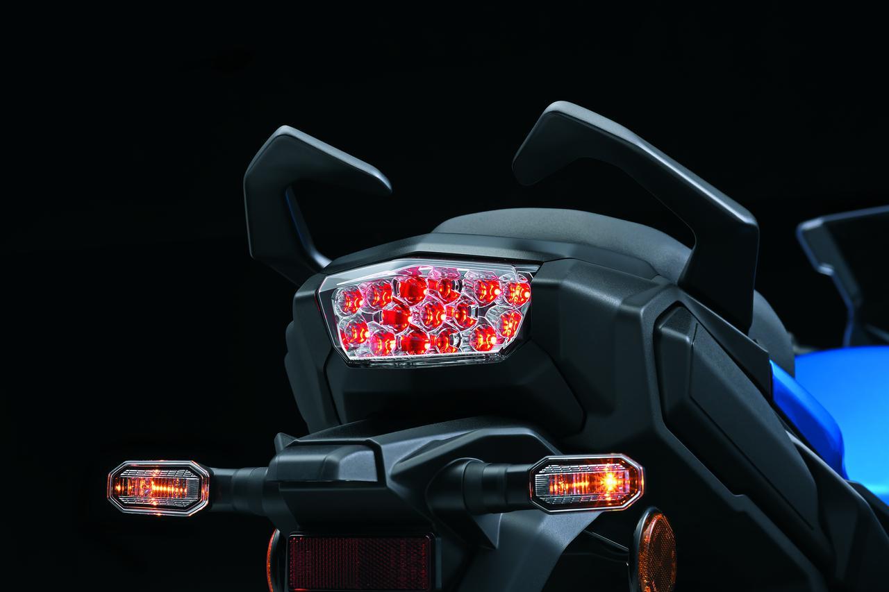 崭新休旅面孔!铃木SUZUKI「GSX-S1000GT」突袭上市-第6张图片-春风行摩托车之家