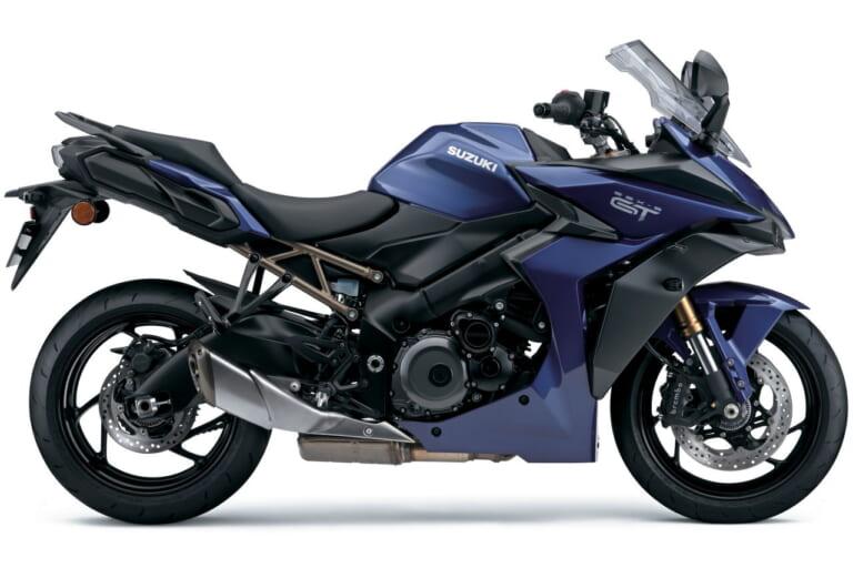 崭新休旅面孔!铃木SUZUKI「GSX-S1000GT」突袭上市-第21张图片-春风行摩托车之家