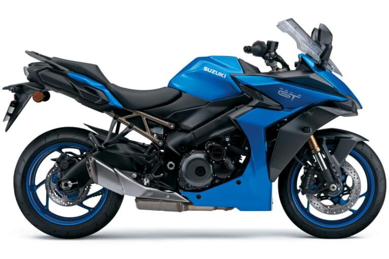 崭新休旅面孔!铃木SUZUKI「GSX-S1000GT」突袭上市-第19张图片-春风行摩托车之家