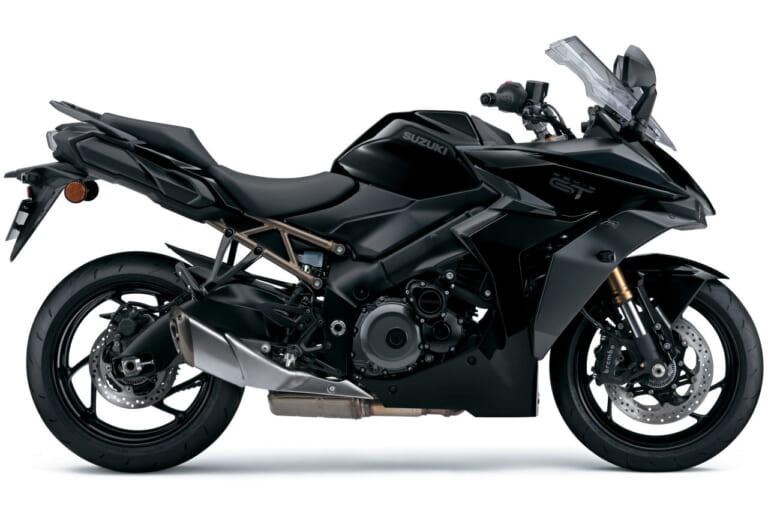 崭新休旅面孔!铃木SUZUKI「GSX-S1000GT」突袭上市-第23张图片-春风行摩托车之家